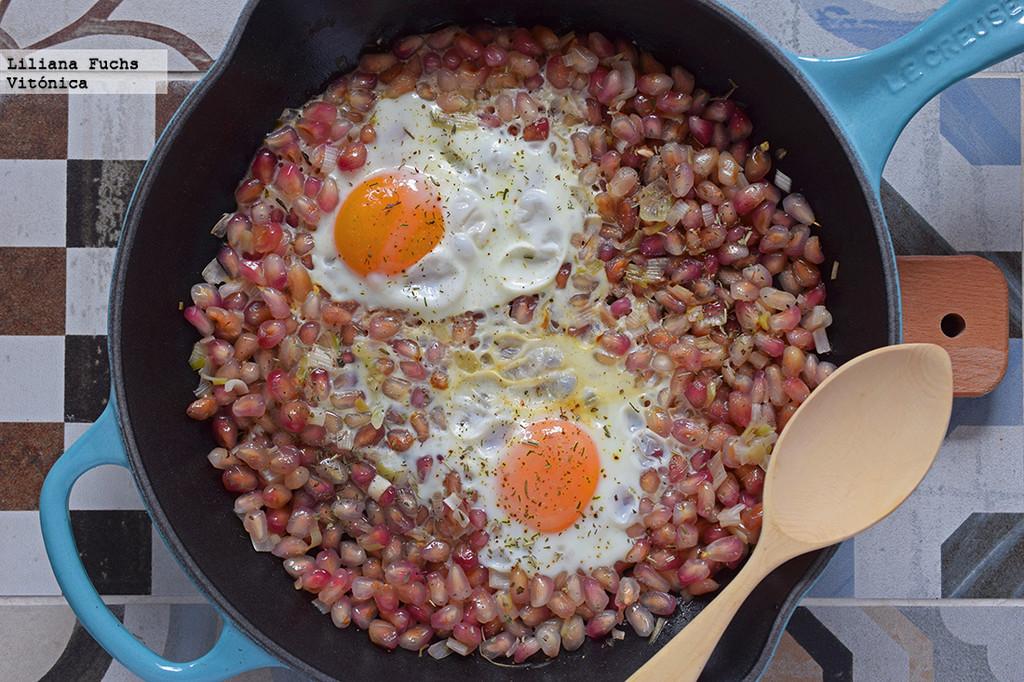 Granada con Huevos