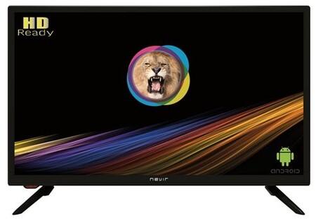 TV LED 24'' Nevir NVR-8070-24RD2S-SMA-N HD Ready Smart TV