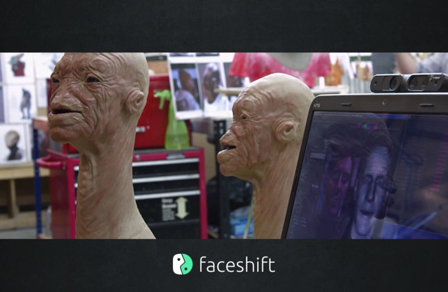 Apple confirma la compra de Faceshift, la compañía de captura de movimiento detrás de Star Wars