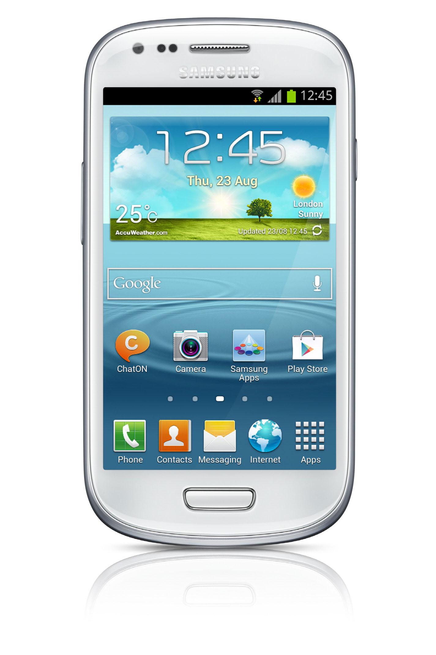 Foto de Samsung Galaxy SIII Mini (1/8)