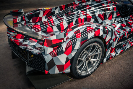Toyota GR Super Sport teaser 2