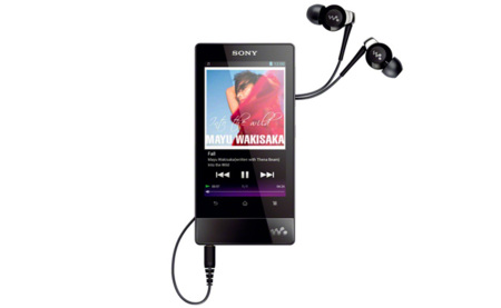 Sony Walkman F800, música, multimedia y Android Ice Cream Sandwich