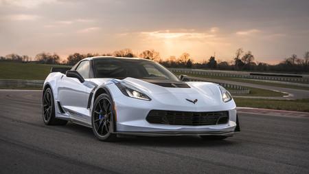 Carbon 65 Edition, o cómo celebrar el 65 aniversario del Corvette con un poco de carbono... y no mucho más