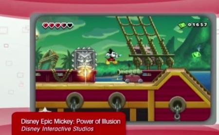 Popurrí de juegos de Nintendo 3DS que están por llegar: 'Castlevania: Lords of Shadow', 'Epic Mickey' y más [E3 2012]
