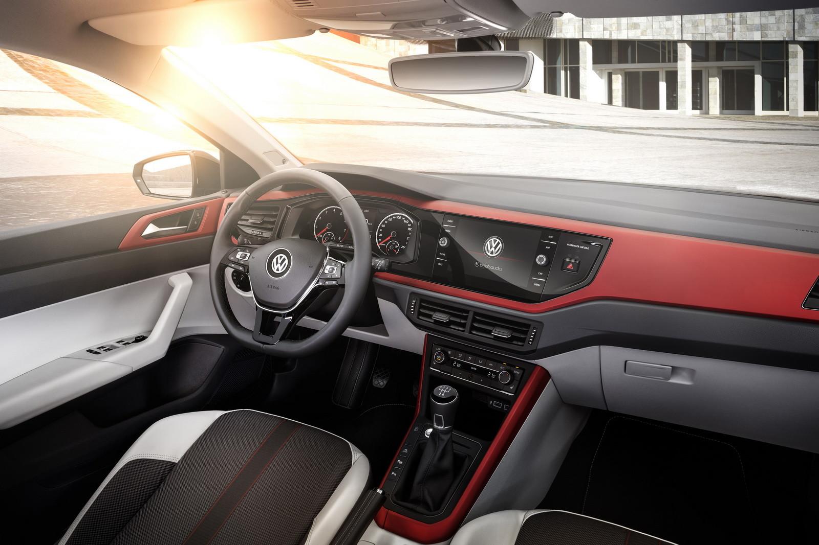 Foto de Volkswagen Polo 2018 (27/51)