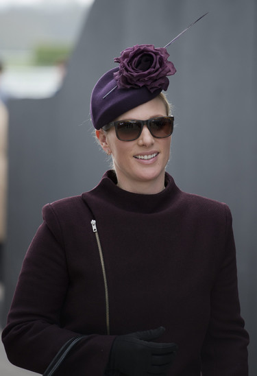 Zara Philips se inspira en el estilo de Charlene Wittstock