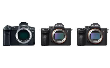 Canon Eos R Vs Sony A7 Iii A7r Iiid