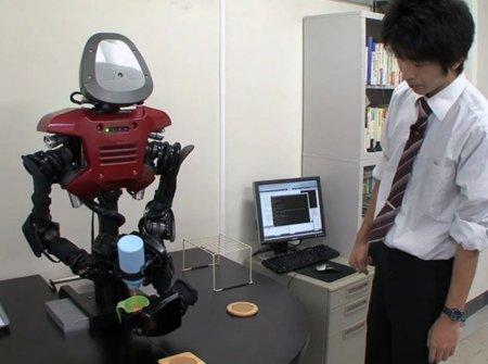 Llega el primer robot que aprende, toma sus propias decisiones y consulta sus dudas con otros robots