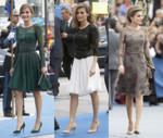 ¿Por qué Doña Letizia ha elegido a Felipe Varela en sus 10 apariciones en los Premios Príncipe de Asturias?