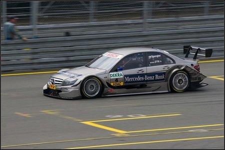 Bruno Spengler, por séptima vez con Mercedes en el DTM