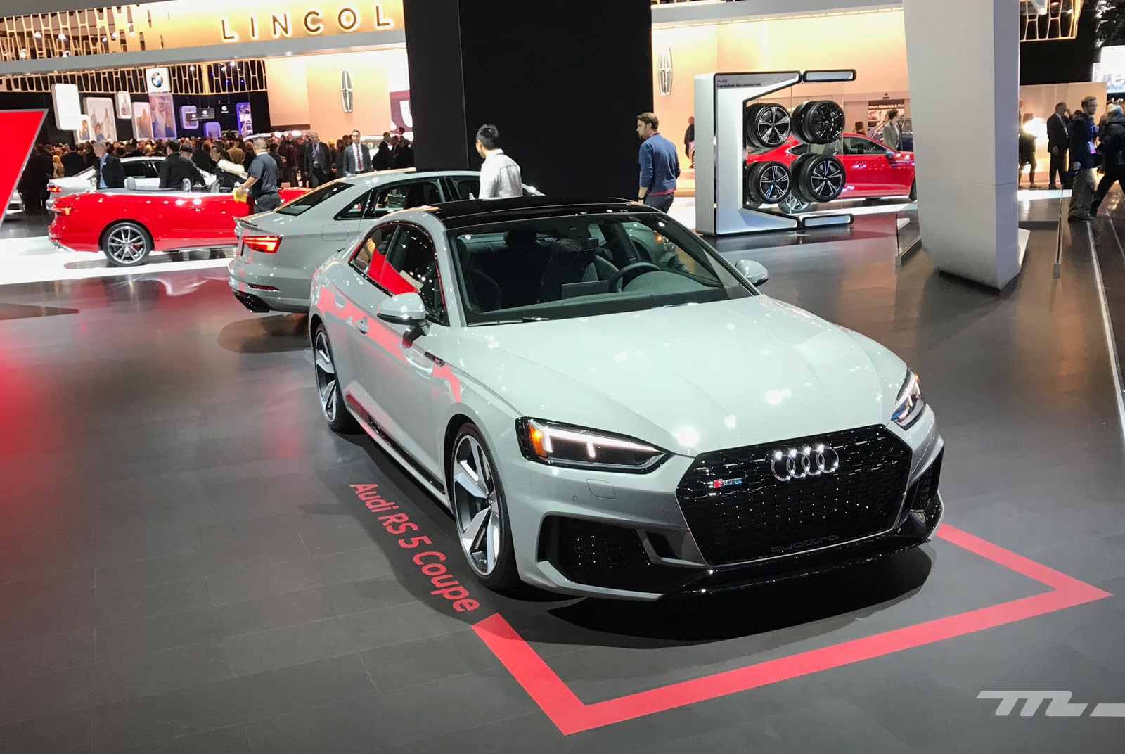 Foto de Auto Show de Detroit 2018 (13/24)