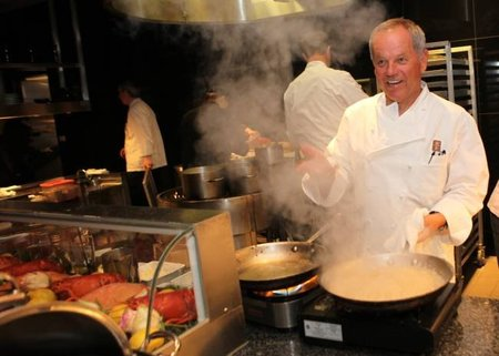 The Gallery - Detroit 2012 Chef Wolfgang Puck