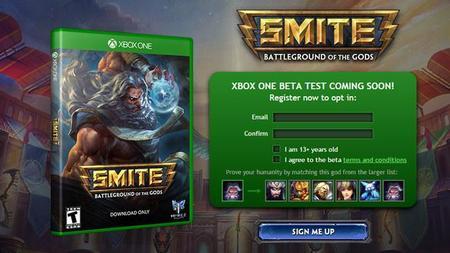 Smite comienza a reclutar gente para la beta de la versión de Xbox One