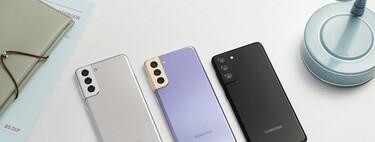 Samsung Galaxy S21 y S21+: nuevo diseño y pantallas planas para la generación que decide no subir de escalón en precio