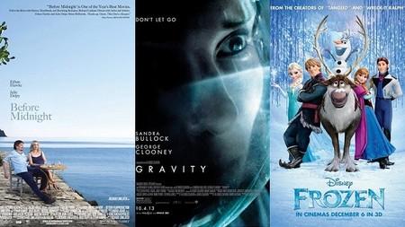 Las mejores películas de 2013