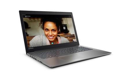 Lenovo Ideapad 320-15ISK: portátil de prestaciones medias a buen precio sólo hoy en Amazon, por 449 euros
