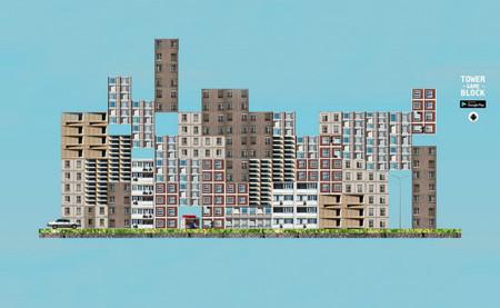 Tetris Brutalista: ya puedes disfrutar del mítico juego ensamblando antiguos bloques comunistas