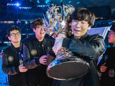 CuVee confirma las skins que ha elegido el equipo de Samsung Galaxy por ganar los Worlds
