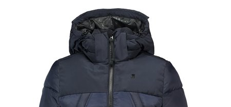 El abrigo en azul oscuro de G-Star Whistler HDD Slim Hedley está rebajado a 99,95 euros en Zalando con envío gratis
