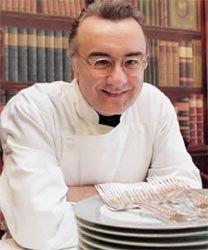 Comidas espaciales diseñadas por un chef francés, Alain Ducasse