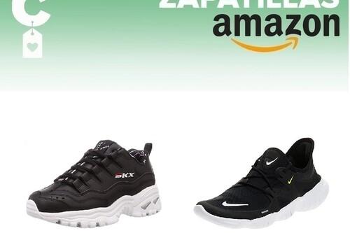 11 chollos en tallas sueltas de zapatillas Nike, Skechers, Etnies o Adidas disponibles en Amazon por 40 euros o menos
