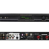 Parasound estrena nuevo amplificador más DAC ultracompacto, el  NewClassic 200 Integrated Amplifier