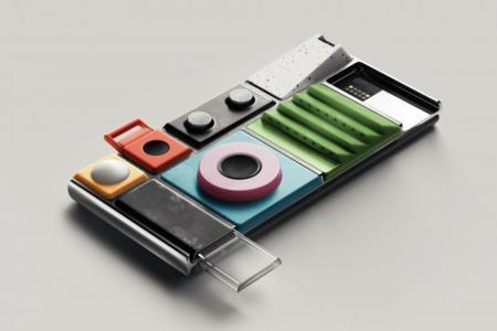 Así luce Project Ara con los módulos de Lapka: sensores de salud y ambiente