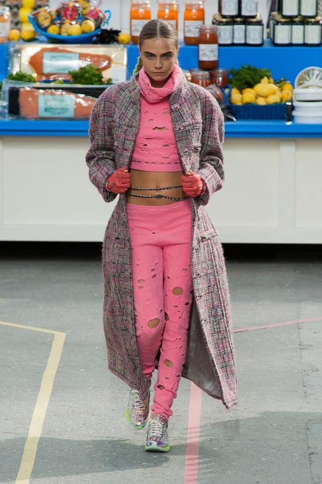 Chanel Otoño Invierno 2014/2015