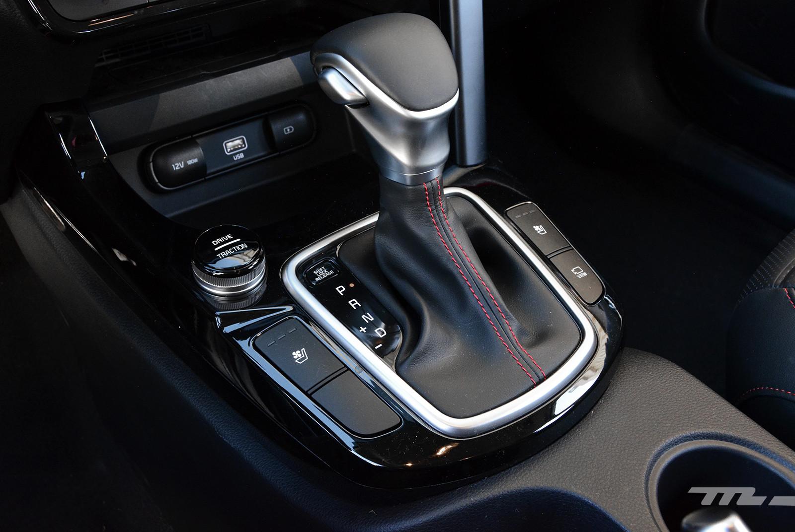 Foto de KIA Seltos vs. Mazda CX-30 (comparativa) (28/32)