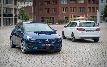 Nuevo Opel Astra 2021