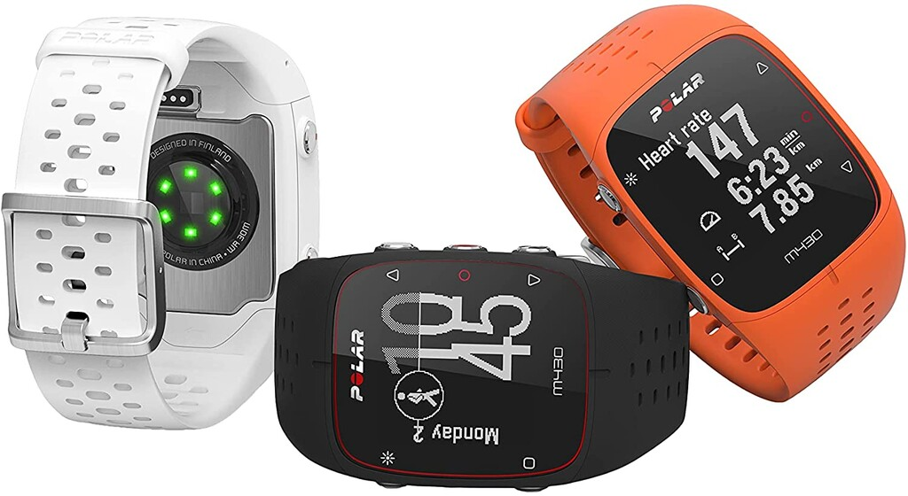 Polar M430, un reloj deportivo con GPS y pulsómetro integrado, por menos de 100 euros en Amazon