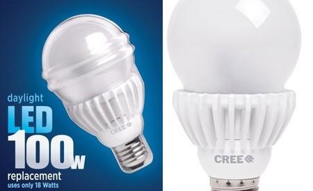 """Cree pone a la venta su bombilla LED de """"100 vatios"""""""