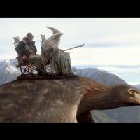 El nuevo vídeo de seguridad de Air New Zealand nos lleva a la Tierra Media