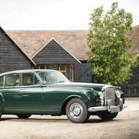 Celebremos junto con Bentley los 60 años del Continental S2 Flying Spur