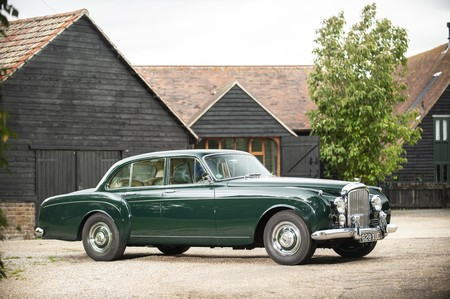 Celebremos junto con Bentley los 60 años del Continental S2 Flying Spur