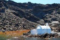 Santorini: Excursión a las aguas termales de Palea Kameni