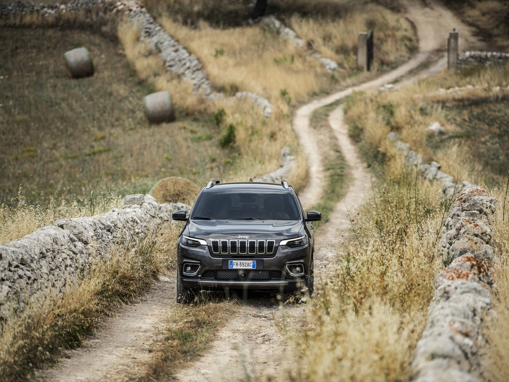 New Jeep Cherokee Limited 5
