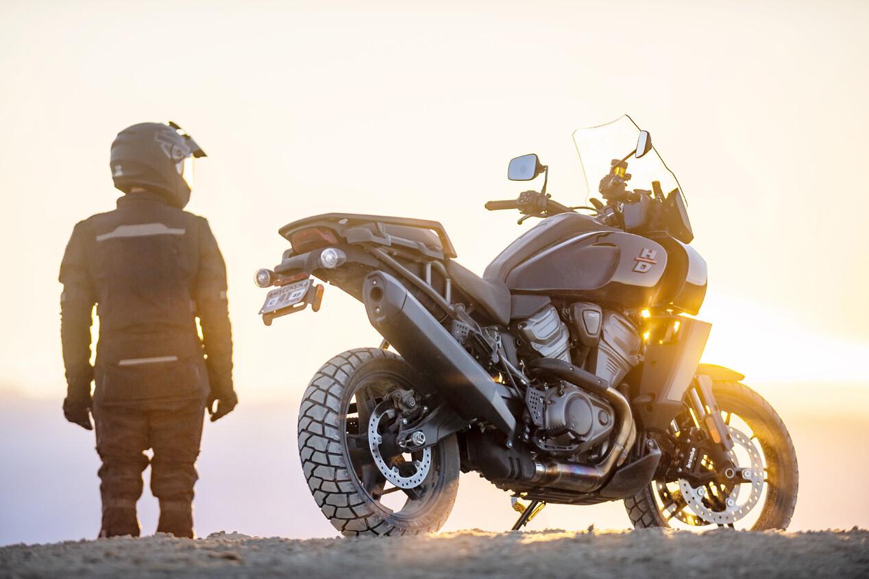 Foto de Harley-Davidson Pan America 1250 2021 (9/12)