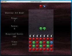 Crystal Catastrophe Adictivo Juego Tipo Tetris Para Mac Os X