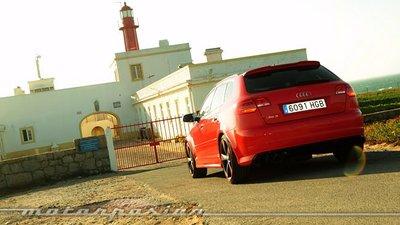 Audi RS3 Sportback, toma de contacto