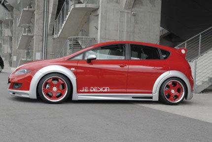 Seat Leon 1P Wide Body por JE Desing