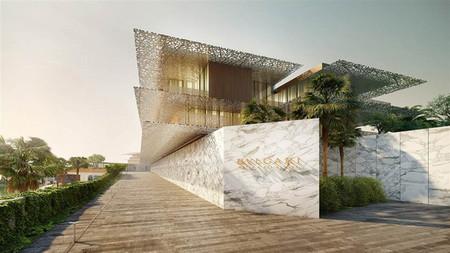 Bvlgari Hotels and Resorts abre su quinto hotel en la isla de Jumeirah Bay, en Dubai