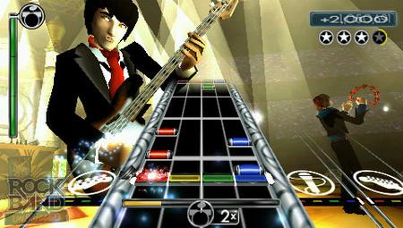 'Rock Band Unplugged' para PSP: desvelados los primeros temas y características