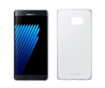 Samsung Galaxy Note 7 Clear Cover