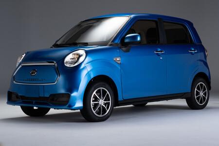 Kandi K27, el minúsculo auto eléctrico que llegará a América y costará lo mismo que un Nissan March