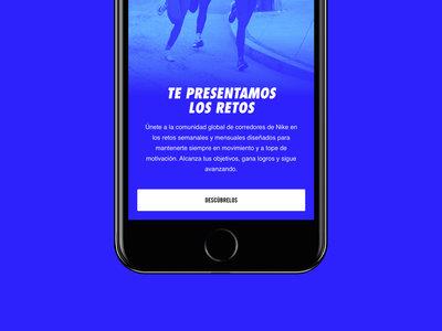 Nike+ Run Club para iOS se actualiza con retos y logros, similar a Actividad de Apple