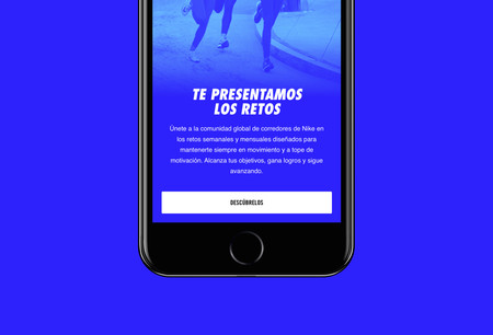 Nike+ Run Club para iOS se actualiza con retos y logros, similar a Actividad de Apple