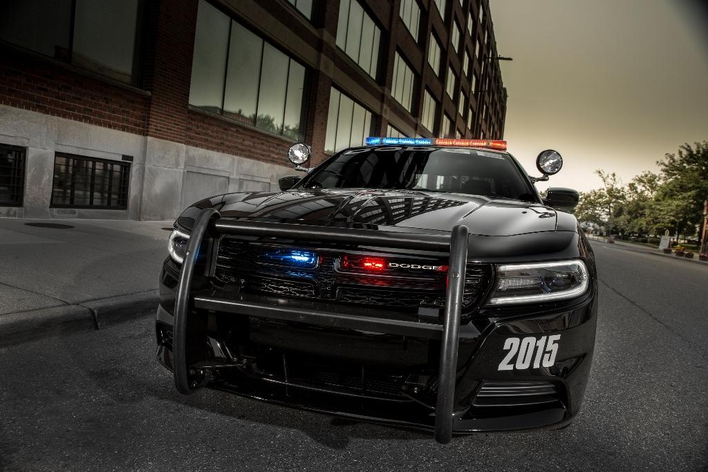 Foto de Dodge Charger Pursuit 2015 (4/10)