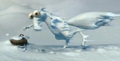 Trailer online de 'Ice Age 3: Dawn of the Dinosaurs'