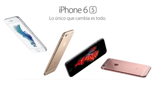Iphones 6s Y 6s Plus